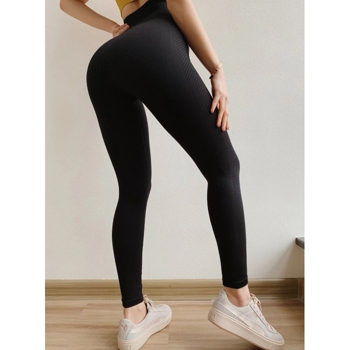 "Tamprės ""Compression Anti Cellulite Black"""